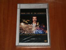 YANNI DVD LIVE AT THE ACROPOLIS HEROD ATTICUS THEATRE ATHENS GREECE 1993 New