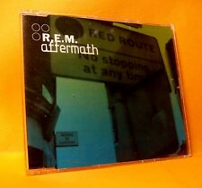 MAXI PROMO Single CD R.E.M. Aftermath 1TR 2004 Alternative Pop Rock