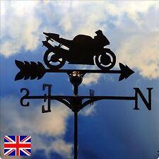 Extra Large High Quality British Made Motorcycle Weathervane.(43LB)