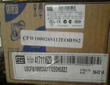Weg uscfw100026s1112eoh5s2z cfw10 easydrive variable frequence inverter drive ac