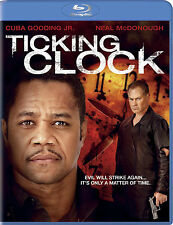 Ticking Clock (Blu-ray Disc, 2011) Cuba Gooding Jr NEW