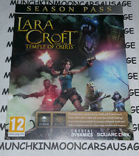 Lara Croft And The Temple Of Osiris SEASON PASS ONLY for PlayStation 4 PS4