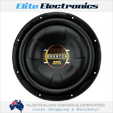"BOSS AUDIO D10F 10"" 800W SLIM PROFILE SHALLOW MOUNT SUBWOOFER CAR AUDIO SUB"