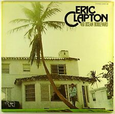 "12"" LP - Eric Clapton - 461 Ocean Boulevard - #L7667 - washed & cleaned"