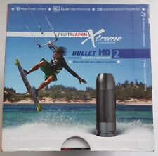 NEW Fujita Xtreme Japan Bullet HD 2 HD2 Wearable Sports Video Camcorder 720p