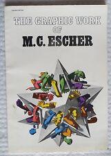 The graphic work of M.C. Escher – 1973 - en Anglais