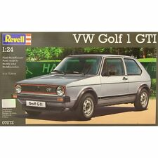 Revell vw golf mk. i gti - 1:24 scale kit - 07072