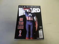 Wizard The Comic Magazine October 2002 Remembering 9/11 Free Domestic Shipping