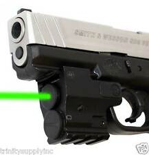 Pistol Green Laser For Smith & Wesson SD9VE Ruger SR9 Glock 22 23.