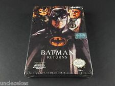 Batman Returns NES Nintendo Entertainment System 1993
