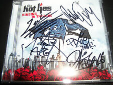 Hot Lies Ringing In The Sane Signed Autographed (Australia) CD – Like New