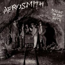 AEROSMITH CD - NIGHT IN THE RUTS (2008) - NEW UNOPENED - ROCK METAL