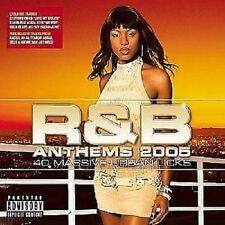 R&B Anthems 2005: 40 Massive Urban Licks 2 Cd Set