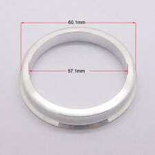 4pcs High Quality Aluminum Alloy Wheel Spacer Hub Centric Rings 60.1OD to 57.1ID