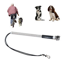 Pet Bicycle Leash Hands Free Lead Strap Rope Dog Walker Bike Distance Keeper