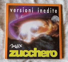 ZUCCHERO SUGAR FORNACIARI Max IL DIAVOLO IN ME CD SINGOLO Promo 4 brani Blues
