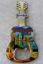 HARD ROCK HOTEL SAN DIEGO V15 BOTTLE OPENER GUITAR MAGNET