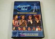 American Idol: The Search For A Superstar DVD Kelly Clarkson, Simon Cowell USED
