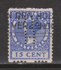 R26 Roltanding 26 used PERFIN RKH Nederland Netherlands Pays Bas syncopated