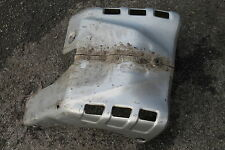 HONDA XL600 TRANSALP LOWER FRONT ENGINE COVER / PANEL