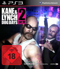 Kane & Lynch 2: Dog Days -- Essentials (Sony PlayStation 3, 2014, DVD-Box)