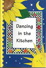 MONROE NC 2000 TNP ENTERTAINMENT DANCE & GYMNASTICS COOK BOOK DANCING IN KITCHEN