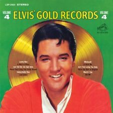 Elvis Presley - Elvis' Gold Records Vol 4 - FTD CD - Pre-Order*****************