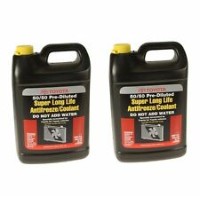 2 Gallons Genuine Engine Coolant Antifreeze Pink Super Long Life fits Toyota