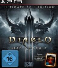 Playstation 3 Diablo 3 + III Reaper of Souls Ultimate Evil Edition Top