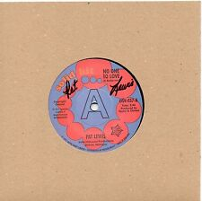 PAT LEWIS  NO ONE TO LOVE/LOOK AT WHAT I ALMOST MISSED  UK SOLID HIT Autographed
