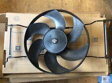 Véritable nouvelle peugeot 306 mk1 mk2 gate liquide de refroidissement fan & moteur 125351 rrp £ 201
