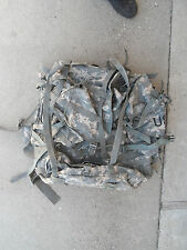 Camo Camouflage Molle Military Backpack Rucksack Molle w/ Frame/Skeleton Pack