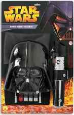 Darth Vader Blister Kit Star Wars Fancy Dress Halloween Child Costume Accessory