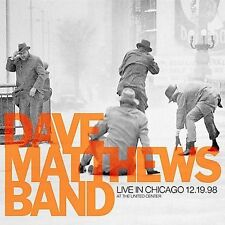 Live in Chicago 12-19-98 at the United Center by Dave Matthews Band (CD, 2001)