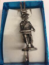 "Roman Pretorian WE-RP4 Pewter Emblem Kilt Pin Scarf/Brooch 3"" 7.5 cm"