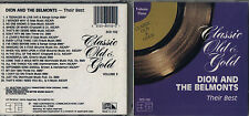 Classic Old & Gold Vol. 3: Their Best - Dion & The Belmonts - 20 TRACK CD - F689