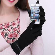 NEW Fashion Womens Ladies Touch Screen Winter Outdoor Sport Warm Gloves Mittens