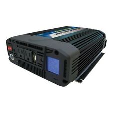 Voltec 10-00487 DC to AC 2000 Watts Power Inverter with 110 Volts 2 Outlets