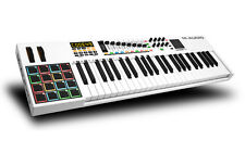 M Audio Code 49 Midi USB Keyboard Controller Studio with Ableton Live Software