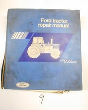 FORD SERVICE REPAIR SHOP MANUAL SERIES TW5 TW15 TW25 TW35 TRACTOR SE 4117