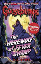 The Werewolf of Fever Swamp (Goosebumps), New, R. L. Stine Book