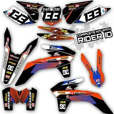 2013 2014 2015  KTM SX 85 SX85 GRAPHICS KIT MOTOCROSS DIRT MX BIKE DECALS DECO