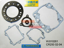 Honda CR250 CR 250 '02 - '04 Top End Gasket Kit