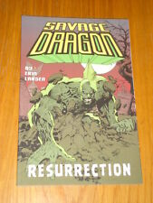 SAVAGE DRAGON RESURRECTION VOL 11 IMAGE COMICS ERIK LARSEN GN 9781582405230