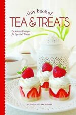 Tiny Book of Tea & Treats, NEW Book