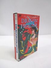 DRAGON FIGHTER -- New. Famicom, NES. Japan game. 10757