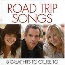 VARIOUS ARTISTS   -   ROAD TRIP SONGS  -  CD, 2007