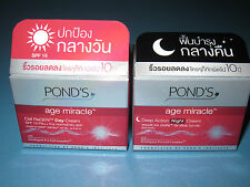 POND'S Age miracle Cell ReGen Anti Aging Day and Night Cream 10g x 2