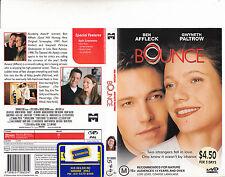 Bounce-2000-Ben Affleck-Movie-DVD