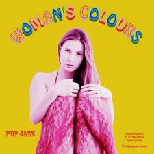 BARIGOZZI GROUP - Woman's Colours - CD Fifth Dimension